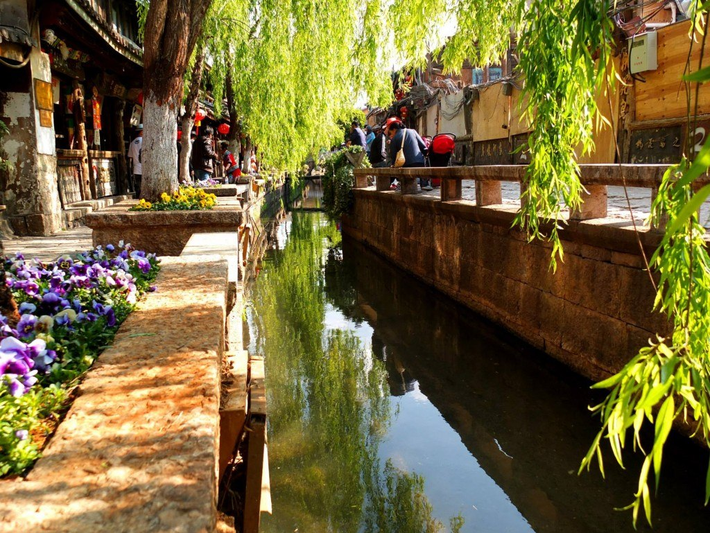 Lijiang - Little Venice of China