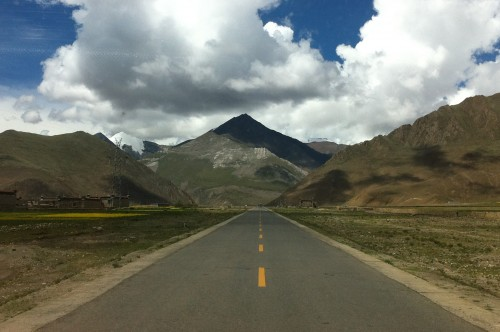 Friendship Highway - Tibet